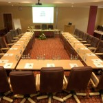 Bush Hotel conference (boardroom style)