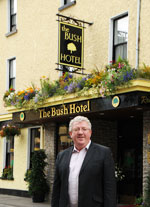 Joe Dolan from The Bush Hotel, Carrick-on-Shannon