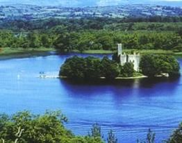 Lough Key Forest Park Castle Island Ireland