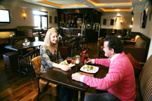 Bistro Bar in Carrick-on-shannon Hotel Ireland