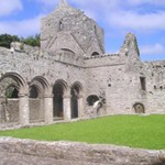 Boyle Abbey, Roscommom, Ireland