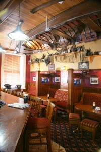Bush Hotel - traditionellen Irish Pub