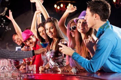 Hen and Stag Parties at the Bush Hotel