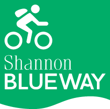 Shannon Blueway cycling