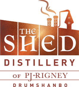 The Shed Distillery logo