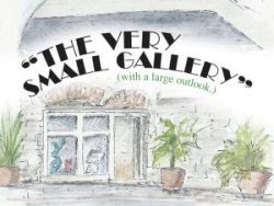 The Very Small Gallery, Bush Craft Yard, Carrick on Shannon