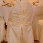 Wedding Chair at The Bush Hotel Leitrim