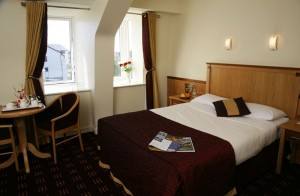 Bush Hotel, Carrick on Shannon, Irland
