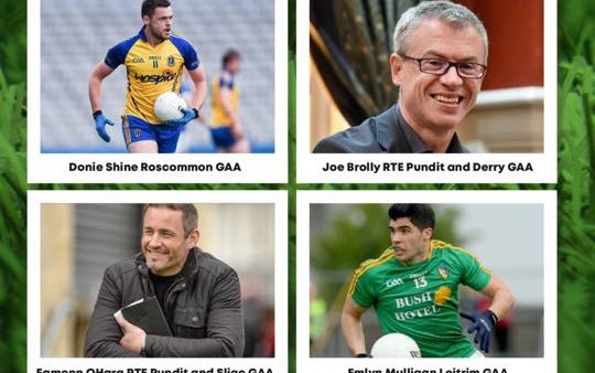 Connacht Football Final Preview Evening 2018
