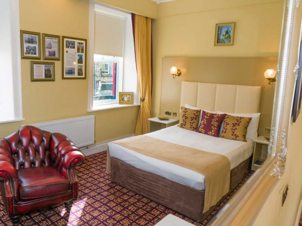 St Georges room with character, Bush Hotel, Carrick-on-Shannon