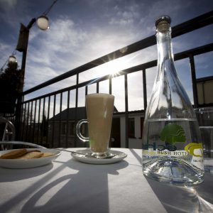 Dining out in the Bush Hotel Carrick on Shannon